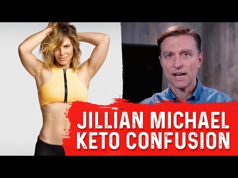 Dr. Berg Reacts to Jillian Michaels Keto Confusion