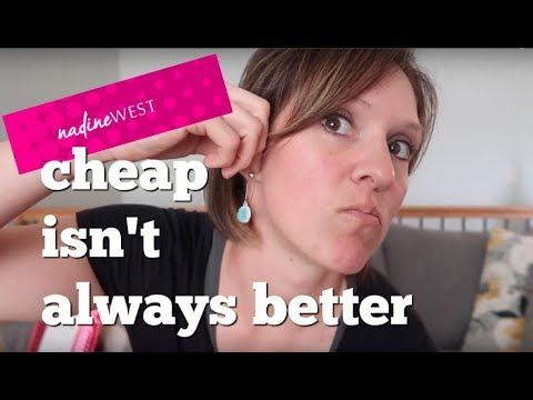 Nadine West Brutally Honest Review & Try On