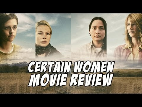 Certain Women Movie Review