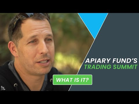 Apiary Fund Review Trading Summit Currency Trading Forex Education Stratagies