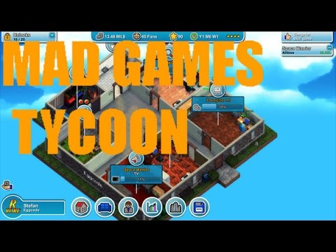 Mad Games Tycoon Gameplay: Build Your own Game Dev Company!
