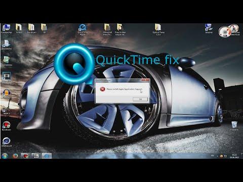 QuickTime fix