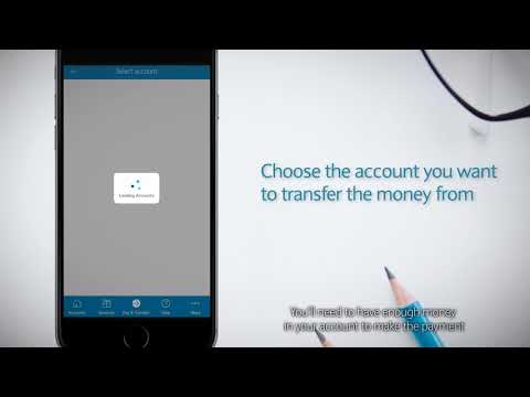 How to transfer money between your accounts | Barclays Mobile Banking app