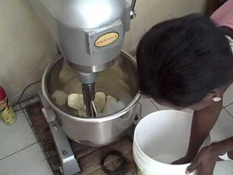Hotensia's cake mixing machine 0001