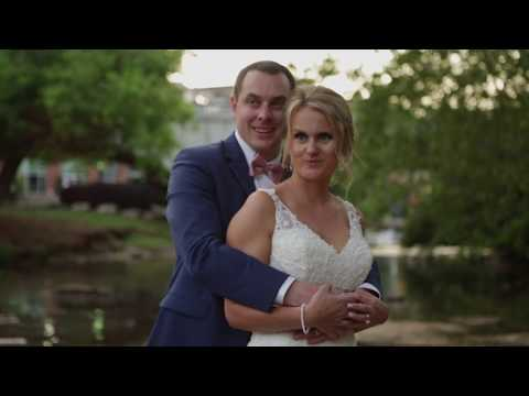 Zach and Chancey's Beautiful Wyche Pavilion Wedding // Greenville, SC Snippet 15