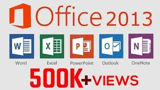 How to Download & Install Microsoft Office 2013 Professional Plus | Hindi Tutorial |
