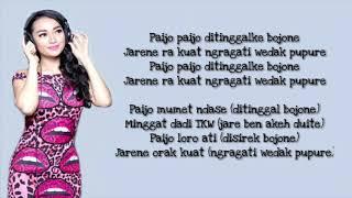"""Zaskia Gotik - Paijo """"LIRIK"""" (Feat RPH & Donall)"""