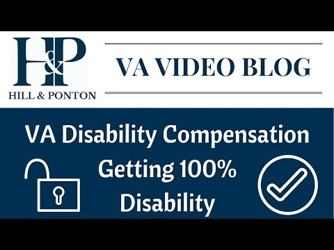 VA Disability Compensation 100 Disability