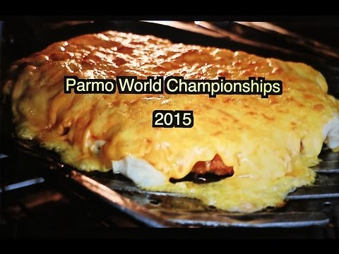 Parmo World Championships 2015