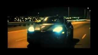 fast and furious 7 - corvette C6