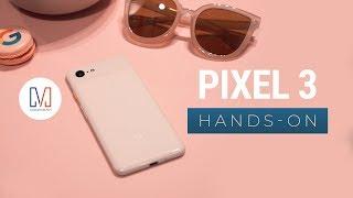 Google Pixel 3 & 3 XL Hands-on: Leaks no more!