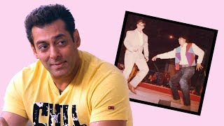 Salman Khan reveals why he has THIS photo with Shah Rukh Khan saved on his phone