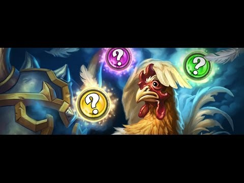 Hearthstone Deck building Tutorial - Neutral creatures, Combat basics and Taunt