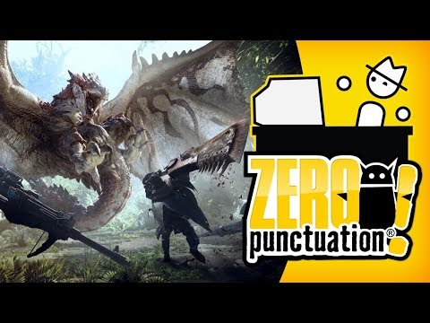Monster Hunter World (Zero Punctuation)