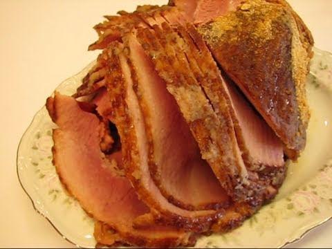 Betty S Spiral Sliced Ham With Brown Sugar Crumb Glaze