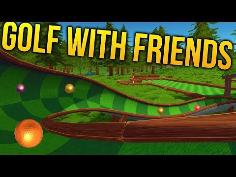 Golf With Friends: Playing w/ Taz