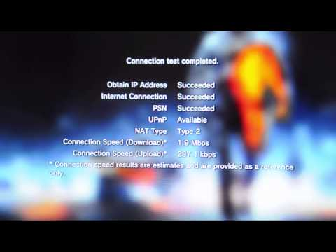 How to set a Static IP and Port Forward for PS3