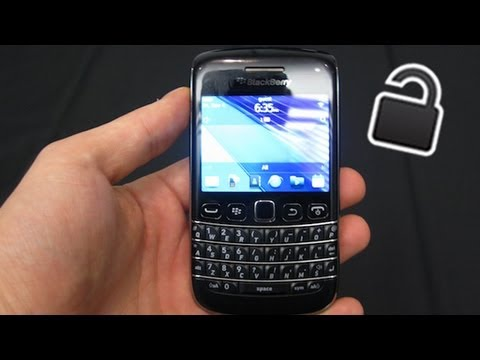 How To Unlock a Blackberry Bold - Learn How to Unlock a Blackberry Bold Here !