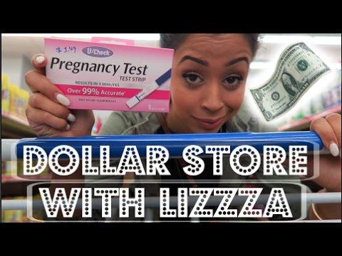 GET MONEY!! DOLLAR STORE WITH LIZZZA   Lizzza