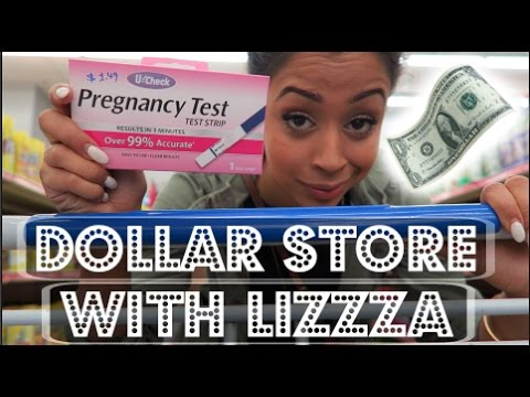 GET MONEY!! DOLLAR STORE WITH LIZZZA