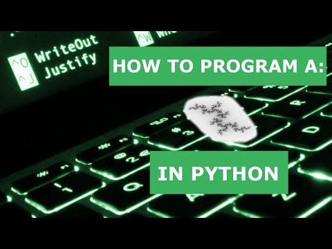 How to Program: A Julia Set Fractal Generator in Python