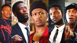 Emtee Gets Robbed (Episode 4 - Agent R & B) | Robot Boii, Lethulight, Bergie Fresh, Fash Ngobese