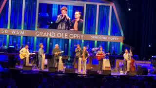 "King Calaway & Ricky Skaggs – ""Seven Bridges Road"" (Live at the Grand Ole Opry)"