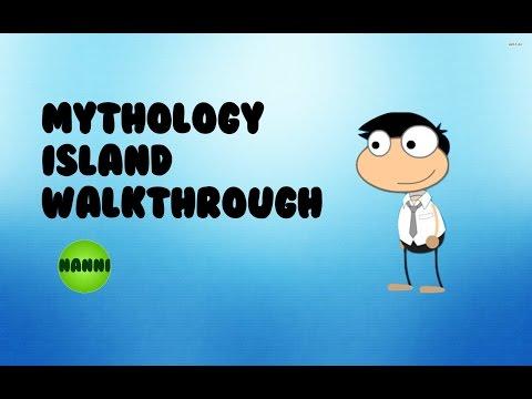 Poptropica - Mythology Island Walkthrough