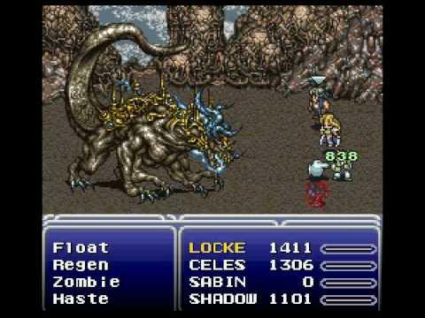 Final Fantasy VI Boss 19: Atma Weapon