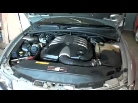 Howto: Oil+Filter Change on Vx Clubsport (any 5.7L ls1 Holden/HSV)