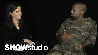 Kanye West: In Camera: SHOWstudio Live Interview