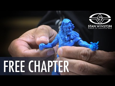 Toy Design & Sculpture: Joint Overview - FREE CHAPTER