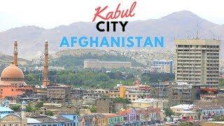 Download Kabul City Afghanistan HD Video