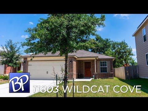For Sale: 11803 Wildcat Cove, San Antonio, Texas 78254