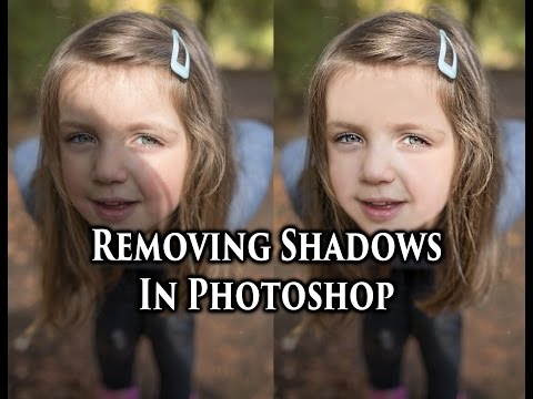 How To Remove Shadows In Photoshop