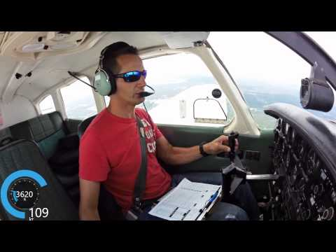 Pilot license journey: First Solo Cross Country Part 1