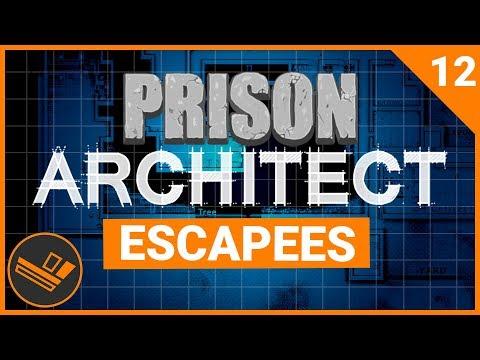 Prison Architect   ESCAPEES (Prison 9) - Part 12
