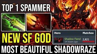 New Sf God Beautiful Shadowraze 5 Men Gank Can