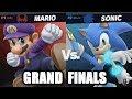 ZeRo Vs MkLeo Grand Finals Super Smash Bros Ultimate Invitational At E3 2018