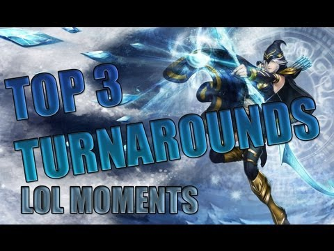 Top 3 Turnarounds