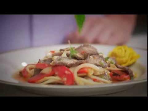 Beef Salad | Thai Spicy Beef Salad Dressing Recipe | Thai Healthy Food