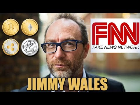 Founder of Wikipedia Talks Cryptocurrency and Fake News with Jordan Kilburn