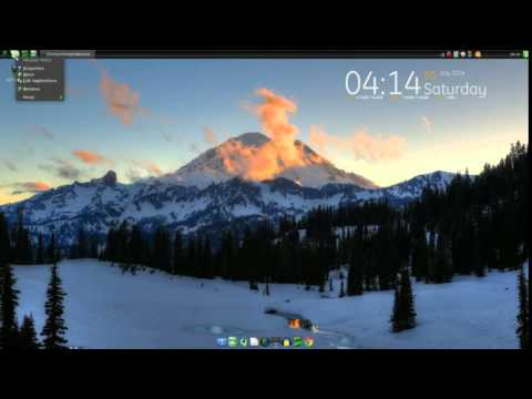 Linux Mint XFCE edition-a great Linux distro for older and low spec PC's