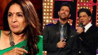 Neena Gupta REVEALS that she wants to share screen space with Shah Rukh Khan, Hrithik & others