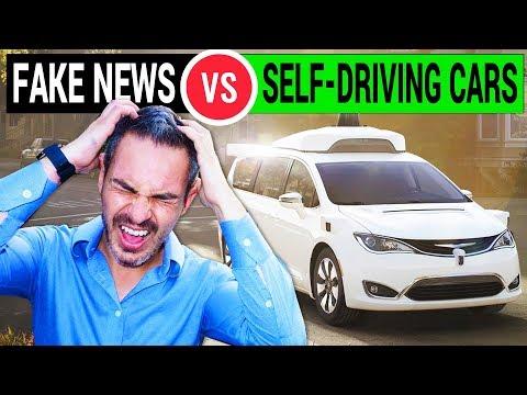 Self Driving Cars vs. Fake News