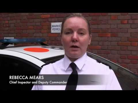 Chief Inspector Rebecca Mears responds to concerns in Wycombe