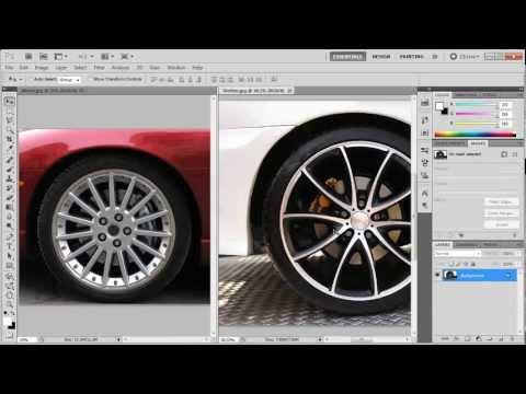 Photoshop: Arrange Documents