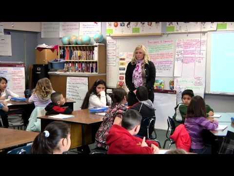Classroom Clips - 4th Grade Math - Kelli Mays (Part 1)