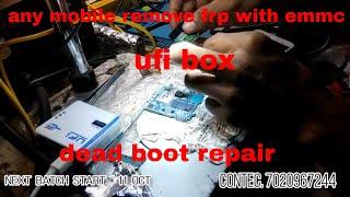 All MTK Cpu Unbrick or Restore and Damaged phone fix,emmc