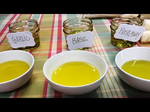 Making It Grow - How to make Infused Oils